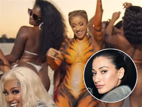 cardi b dog video lexy panterra doubles down on cardi b s twerk video