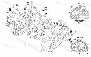 Arctic Cat Side By Side 2007 Oem Parts Diagram For