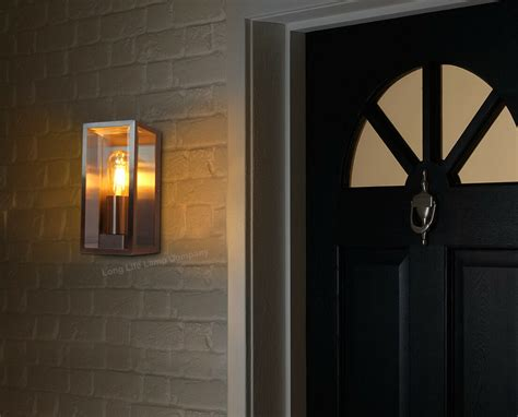 traditional vintage style outdoor single wall lights ip44