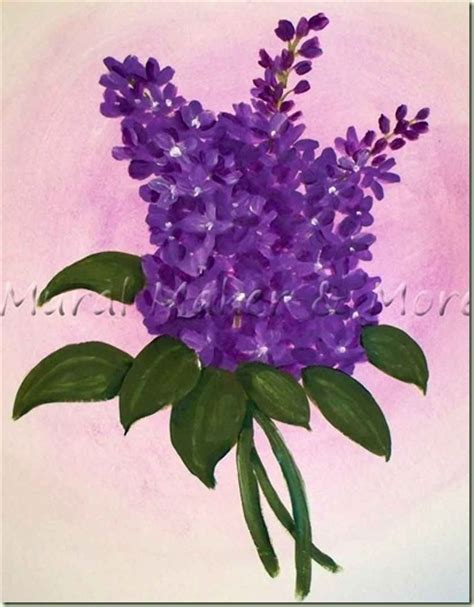 paint lilacs  paint  blog
