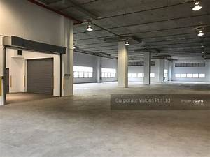 no frills 65 meter penjuru warehouse with 31 loading bays With no frills flooring