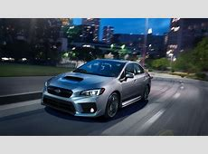 2018 Subaru WRX Wallpapers & HD Images WSupercars