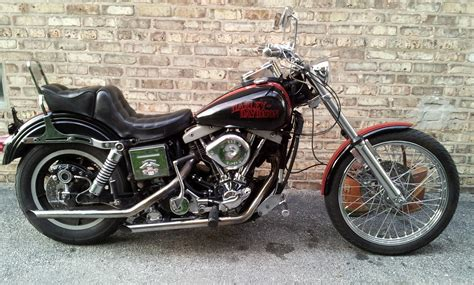 1979 Harley-davidson Fxef 1340 Super Glide Fat Bob