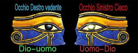 occhio di horus illuminati apocalisse 666 numero della bestia occhio di horus