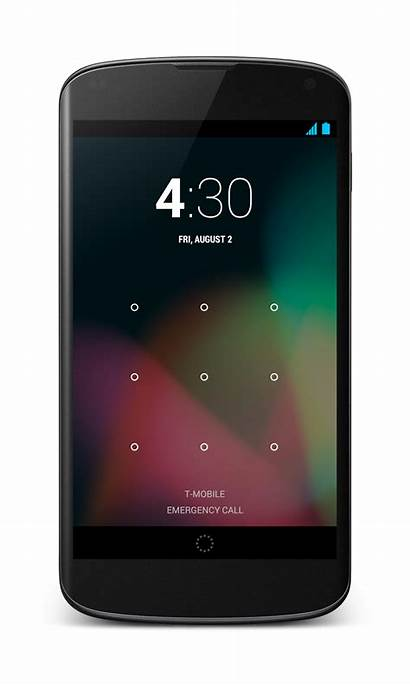 Phone Android Device Simple Protect Lock Screen