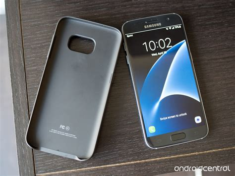 samsung s7 wireless charging samsung galaxy s7 wireless charging battery pack review android central