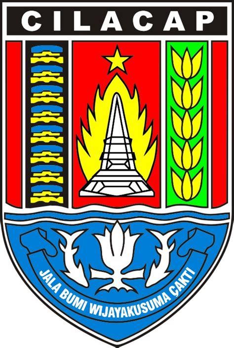 logo pemerintah kabupaten cilacap vector pemkab cilacap