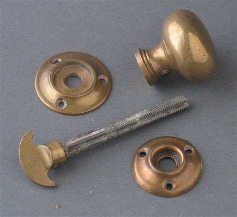 antique door knobs or closet knob set