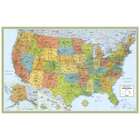 rand mcnally road maps usa images