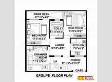 Inspirations House Plan For Feet By Plot Gallery With