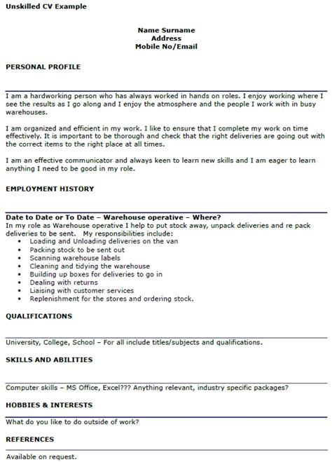 Resume For Promotion by Resume For A Promotion Best Resume Collection