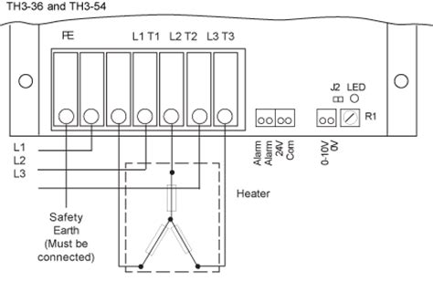 Vac Three Phase Thyristor