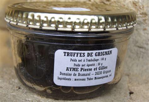 comment cuisiner les truffes truffe fraîche et en conserve en direct du domaine