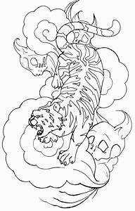Japanese Tiger Tattoo By SuperSibataru On DeviantART ...
