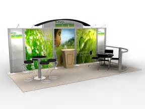 Trade Show Exhibit Display Booth