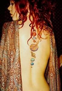 Planet Tattoos. - Tattoos Photo (7721000) - Fanpop