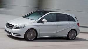Nouvelle Mercedes Classe B : nouvelle mercedes classe b on change tout actu auto ~ Nature-et-papiers.com Idées de Décoration