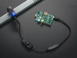 Usb Cable With Switch Id  1620