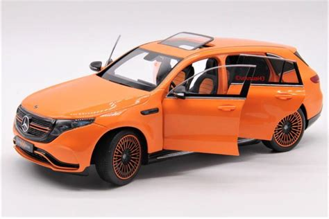 Have a look at our car gallery to see what packline roof boxes will look like on your mercedes. 1/18 Mercedes Benz EQC 400 4MATIC IAA 2019 Orange Dealer ...
