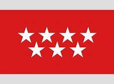 Las estrellas de la bandera de Madrid