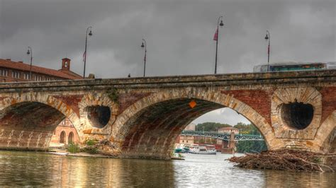 pont neuf toulouse wallpapers backgrounds