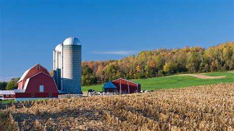 beautiful farm   minnesota