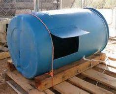 plastic barrel dog house design decor design ideas