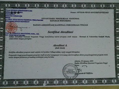 Contoh Surat Akreditasi Perguruan Tinggi Cpns by Menyoal Akreditasi Prodi Perguruan Tinggi Di Rejang Lebong