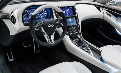 Q60 Interior by 2017 Infiniti Q60 Coupe Release Date Price Redesign Specs