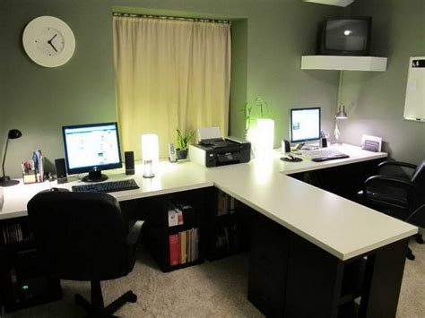 home office desk ideas 2 person desk for home office home furniture design