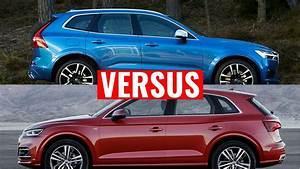 Audi Q5 2018 : 2018 audi q5 vs 2018 volvo xc60 youtube ~ Farleysfitness.com Idées de Décoration