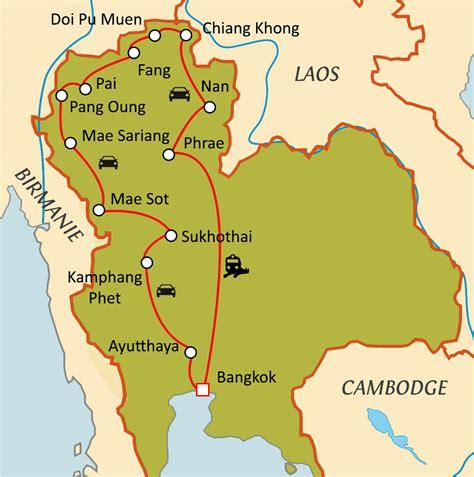 site chambre chez l habitant circuit sur mesure thaïlande peuples et traditions