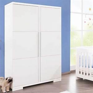 Kleiderschrank 2 Türig Weiß : kinderkleiderschrank kleiderschrank polar edelmatt wei ~ Indierocktalk.com Haus und Dekorationen