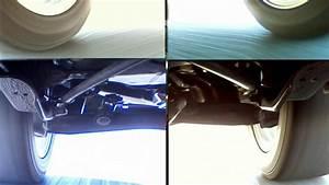 Car Suspension In Action - Integra Type R Dc2