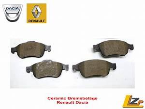 Bremsbeläge Mit Keramik : keramik ceramic bremsbel ge ate renault dacia 4357223 ~ Jslefanu.com Haus und Dekorationen