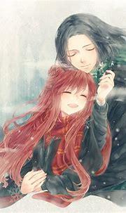 Lily Evans & Severus Snape (Harry Potter)   We Heart It ...