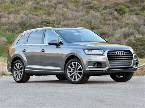 Audi Accessoriespros And Cons Review 2017 Audi Q7 Ny