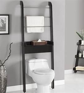 Meuble Rangement Toilette : 1001 id es tag re wc 40 mod les pour trouver le meuble id al ~ Teatrodelosmanantiales.com Idées de Décoration