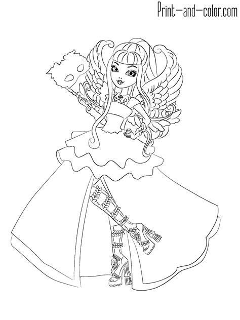 high coloring pages print  colorcom