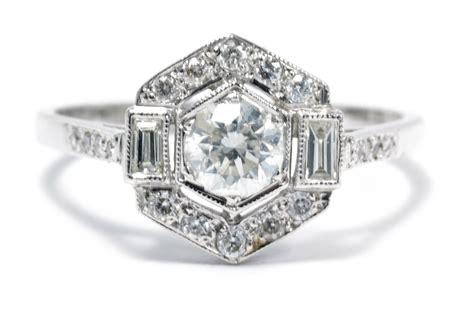art deco wedding ring uk awesome art deco wedding rings uk matvuk com