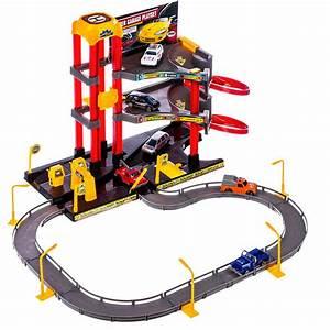 Jeux De Voiture City : grand circuit de voiture garage city enfants loisirs et jeux ~ Medecine-chirurgie-esthetiques.com Avis de Voitures