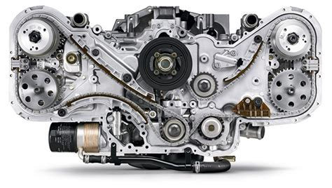 The Boxer Engine What Porsche Subaru Cars Have