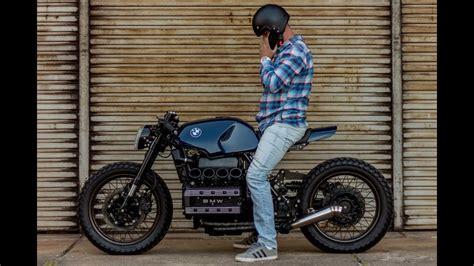 Modified Bmw K100 by Bmw K100 Cafe Racer By Retrorides