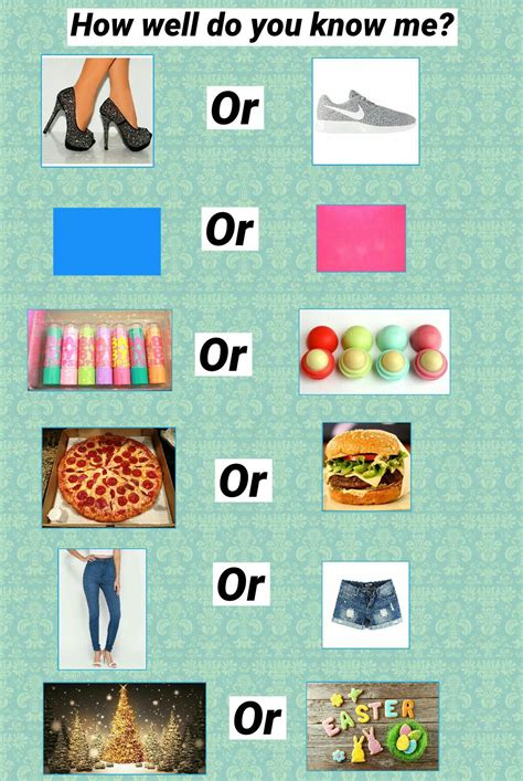 Best Quiz Put Your Besties To The Test With The How Well Do You