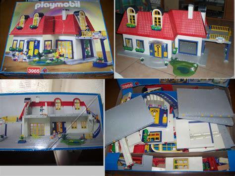 materiel de bureau professionnel troc echange grande maison contemporaine playmobil 3965