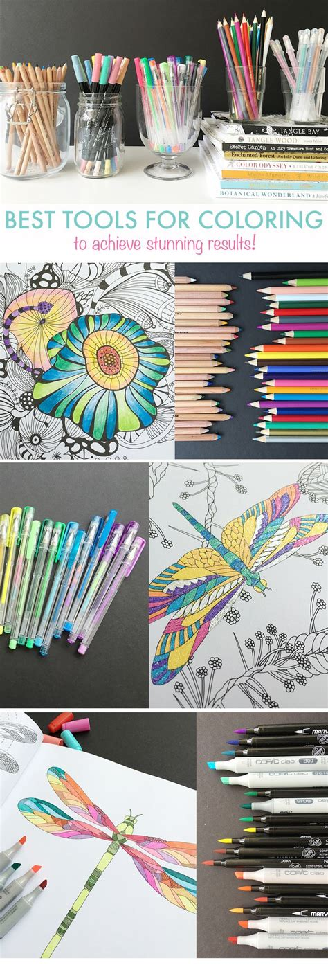 adult coloring book copic color combinations pinterest