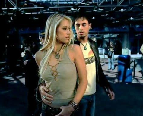 Anna Kournikova In Enrique Iglesias' 'Escape' - The Best ...