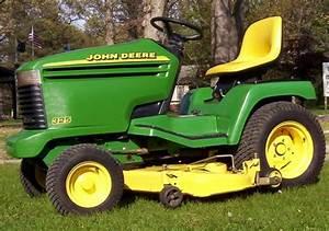 John Deere 325 Mower Deck Drive Belt