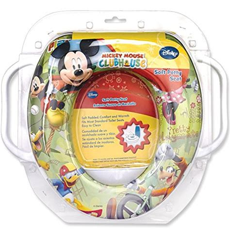 mickey mouse soft potty seat mickey mouse soft potty seat with handles in uae dubai