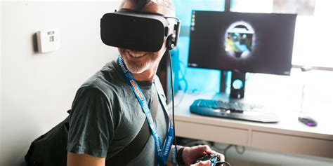 Vr Gamifies How Work Gets Done Direct2dell